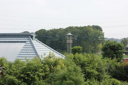 東大塚の火の見櫓