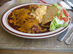 IMG_0927 (klavierkairen) Tags: chile new red mexico enchilada frontier