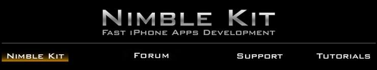nimblekit créer applications iphone gratuites