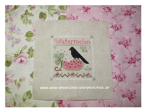 Little House Needleworks Watermelon...