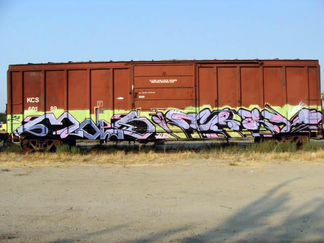 Train mas Trav