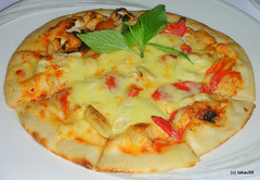Pizza, Trang Thailand
