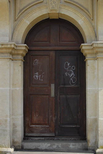 Custom House Doors