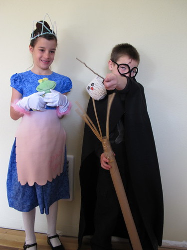 Harry & Tiana