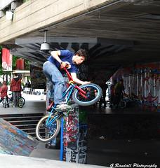 Bmx (Gemma; <3) Tags: graffiti movement bmx biker extremesport actionshot