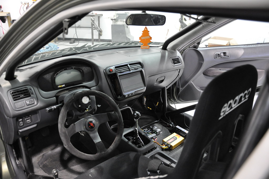 Let S See Your Racecar Dash Boards Page 2 Honda Tech