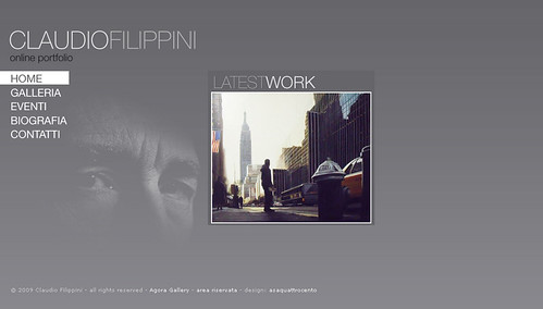 World Renowned Painter Claudio Filippini Inspired by Another Lorenzodom NYC Street Photo