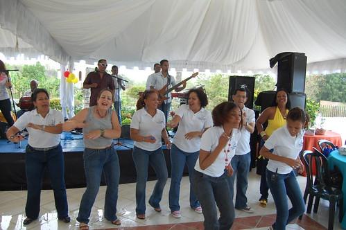 Alegría y Solidaridad en VII Encuentro de pacientes de Radonic