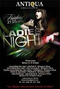 Ladies Night - Antiqua Disco Club