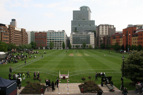 The HAC Grounds