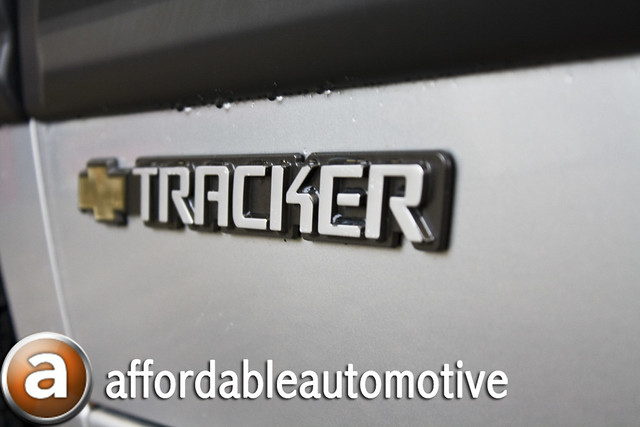 chevrolet 2004 tracker 6115
