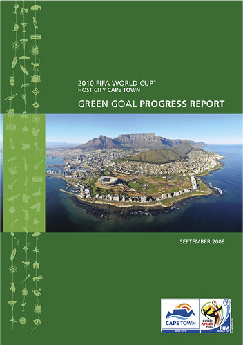 The Green Goal 2010 Progress Report