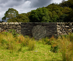 Touchstone Fold (Phil West) Tags: sculpture lakedistrict coniston andygoldsworthy tilberthwaite touchstonefold