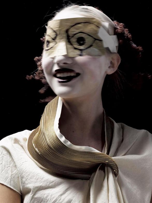 Think Pink Gemma Ward Steven Meisel