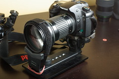 Manfrotto 293 (Lens Support)