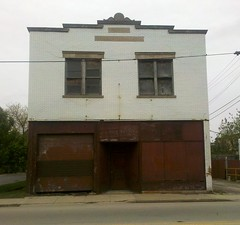 American Ice Cream and Bakery Company, Joliet (stoneofzanzibar) Tags: abandoned closed joliet formerbakery formericecreamcompany
