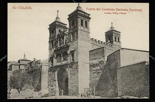 Puerta del Cambrón. Foto Linares