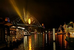 Harbour Bridge Sydney (dodjher) Tags: night river dragonfly group sydney awards harbourbridge blueribbonwinner otw pfogold doubledragonawards