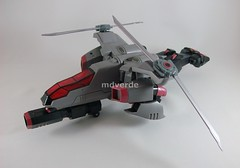 Transformers Megatron Animated Leader - modo alterno