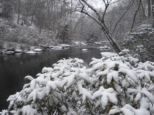 Winter's Day On The Gunpowder River