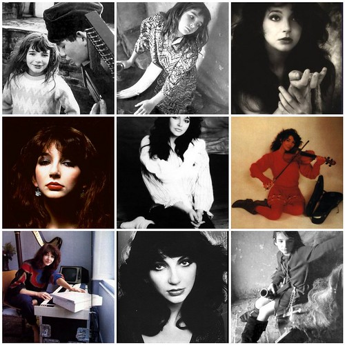 Kate Bush Mosaic