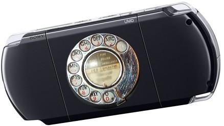 psp phone by you.