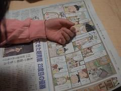 朝日小学生新聞を購読