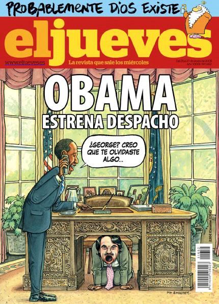 El Jueves - Obama