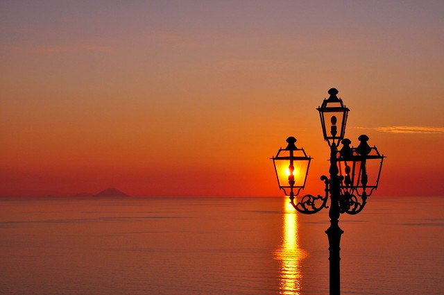Solar energy and Eolian islands...