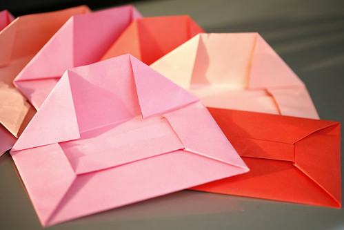 party invitation envelopes