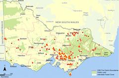 Victorian fires 8 Feb '09