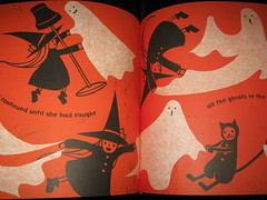 "Page from ""Ghosts in the House"