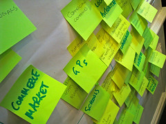 Post-It! work by We Need team