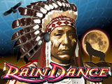 Online Rain Dance Slots Review