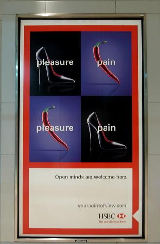 HSBC's Pleasure and Pain