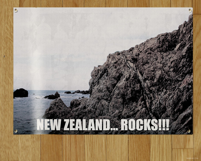 NEW ZEALAND ROCKS!!!