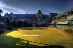 International Tennis Hall Of Fame by SonySchoey