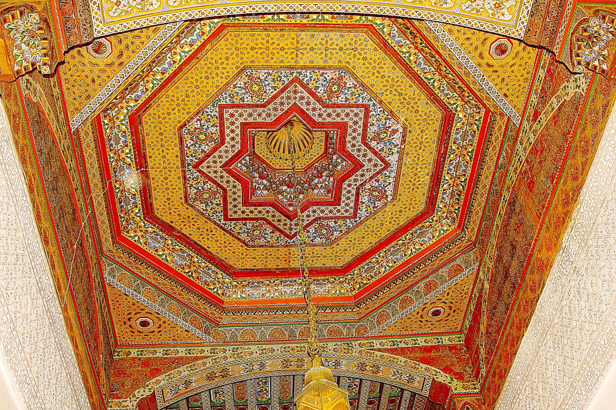 Moroccan Ceilings