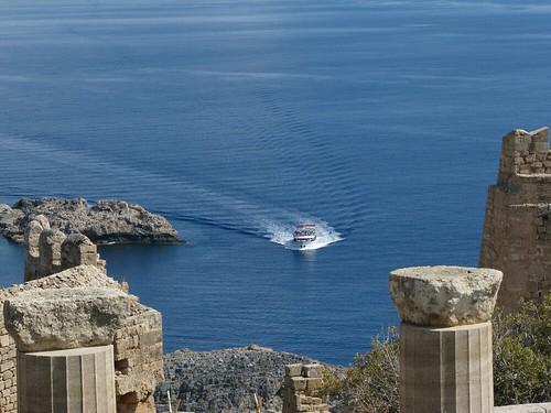Rhodes' Castles