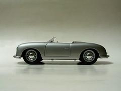 Porsche 356 Nº 1 (Photomechanica) Tags: porsche 118 356 number1 diecast maisto