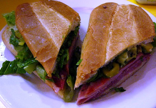 Italian Sandwich @ Weeneez