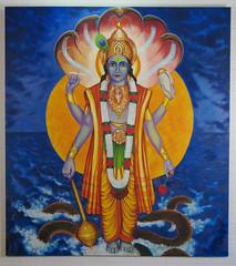 24 forms of Bishnu at Jagannath Temple