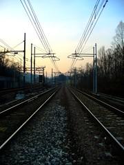 Arterie dimenticate (Chria_) Tags: ferrovia binari