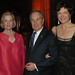 Adrienne Germain, Michael Bloomberg, and Diana Taylor
