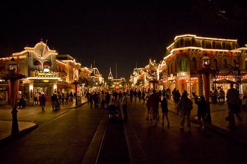 Mainly Disney, Mainly Night