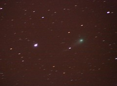 Comet_Lulin_10stack_6sec300 Enhanced ('Scratch') Tags: astrophotography astronomy comet lulin c2007n3lulin