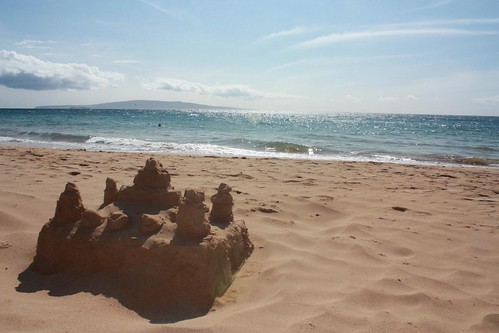 Abandoned Sandcastle