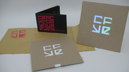 CFYE collapsable light stencil package