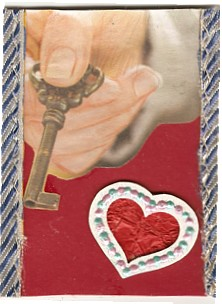 The key of heart!