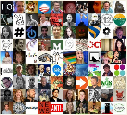 twitter mosaic cfbloke by cfbloke, on Flickr